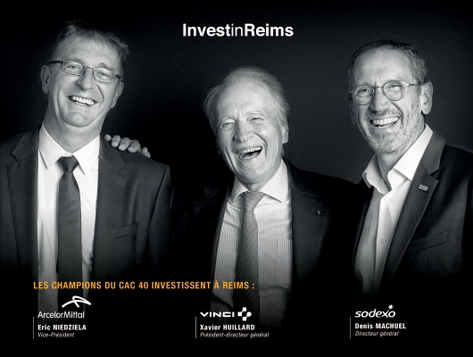 2019 : REIMS BUSINESS-FRIENDLY (CAC40)