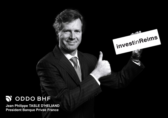 InvestinReims-ODDO-TASLE-D'HELIAND-Jean-Philippe-President banque privee france