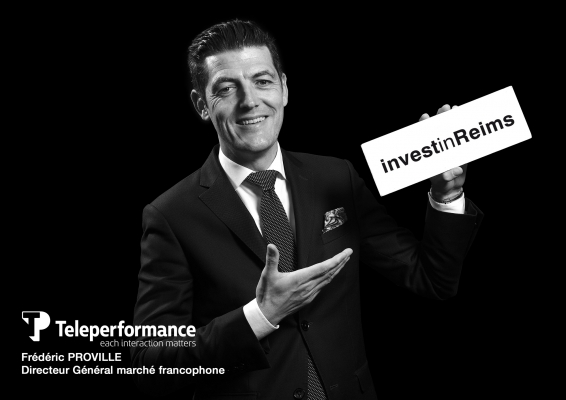 InvestinReims-TELEPERFORMANCE-PROVILLE-FREDERIC-DirecteurMarcheFrancophone