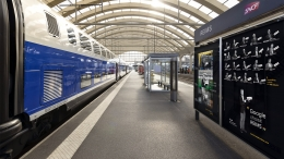 City with a TGV connection, 30 mins from Roissy CDG airport